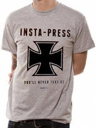 Insta-Press (Iron Cross) T-shirt
