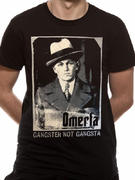Omerta (Gangster Not Gangsta) T-shirt