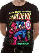 Daredevil (Neon Cover) T-shirt