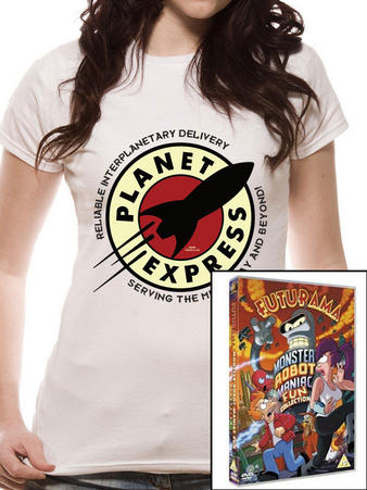 Futurama (Planet Express) Women's T-shirt Preview