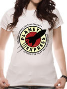 Futurama (Planet Express) Women's T-shirt Thumbnail 2