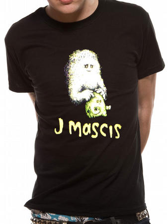 J Mascis (Little Guys) T-shirt Preview