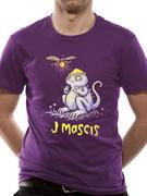 J Mascis (Baby Dino) T-shirt