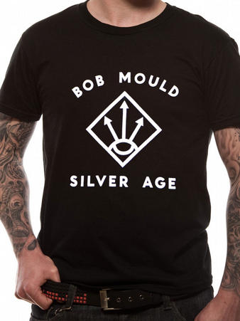 Bob Mould (Silver Age) T-shirt Preview