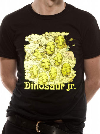 Dinosaur Jr (Dream) T-shirt Preview