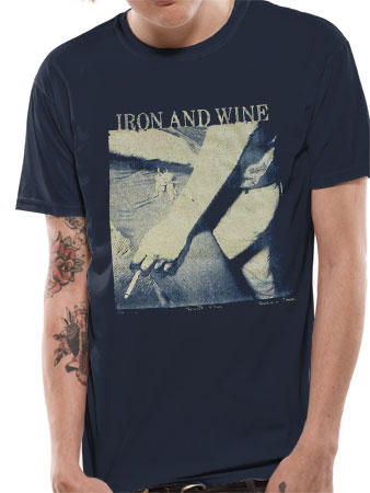 Iron & Wine (Private Views) T-shirt Preview