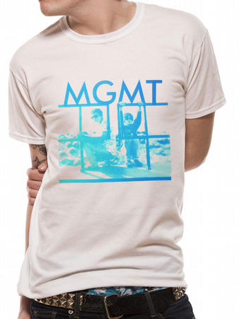 MGMT (Photo) T-shirt Preview