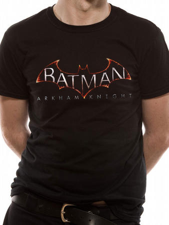 Batman (Arkham Logo) T-shirt Preview
