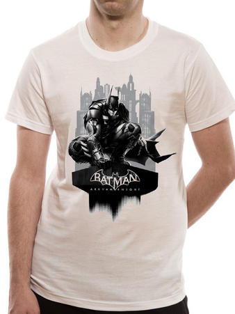 Batman (Arkham Skyline) T-shirt Preview