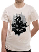 Batman (Arkham Skyline) T-shirt