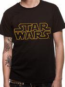 Star Wars (Logo Outline) T-shirt