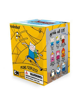 Adventure Time Kid Robot (Blind Box) Mini Figure Preview