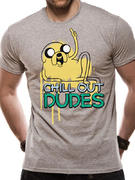 Adventure Time (Chill Out Dude) T-shirt