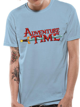 Adventure Time (Logo) T-shirt Preview