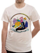 Adventure Time (Rainbow Cast) T-shirt