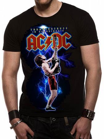 AC/DC (Exclusive Scandinavia) T-shirt Preview