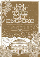 The Cat Empire (Live at The Royal Albert Hall June 14th 2015) Print