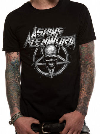 Asking Alexandria (Death Metal) T-shirt Preview