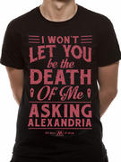 Asking Alexandria (Death Of Me) T-shirt