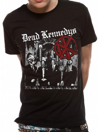 Dead Kennedys (Tour) T-shirt Preview
