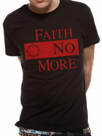 Faith No More (Star Logo) T-shirt Preview