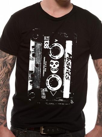 Misfits (Cassette) T-shirt Preview