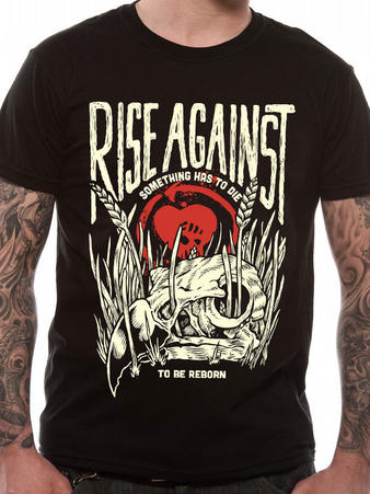 Rise Against (Vulture) T-shirt Preview