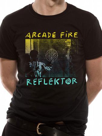 Arcade Fire (Reflector) T-shirt Preview