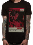 Metallica (Load Japan) T-shirt