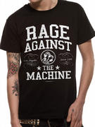 Rage Against The Machine (Crown College) T-shirt