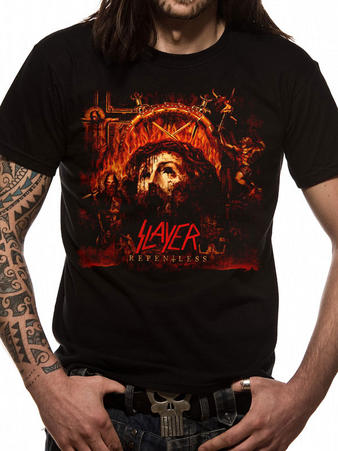 Slayer (Repentless) T-shirt Preview