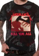 Metallica (In Grained Kill 'Em All) T-shirt
