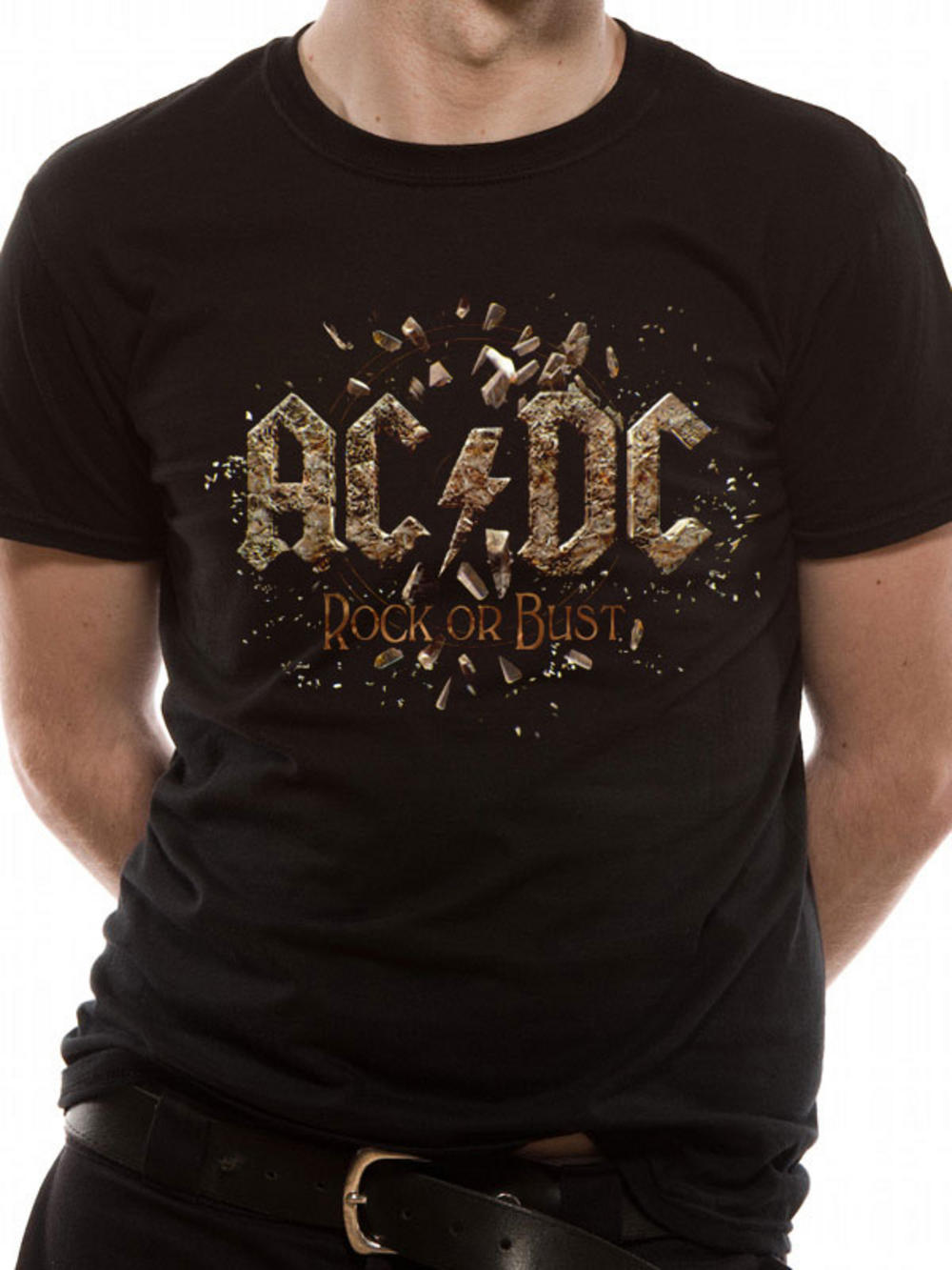 AC/DC (Rock Or Bust Tour) T-Shirt Pre-order Released W/C 31st August