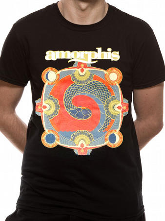 Amorphis (Under The Red Cloud) T-shirt Preview