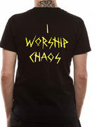 Children Of Bodom (I Worship Chaos) T-shirt Thumbnail 2