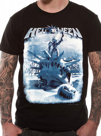 Helloween (My God-Given Right) T-shirt Preview