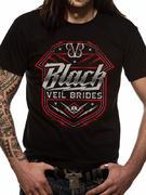 Black Veil Brides (Death Shield) T-shirt
