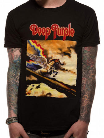 Deep Purple (Storm Bringer) T-shirt Preview