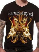 Lamb Of God (Tangled Bones) T-shirt