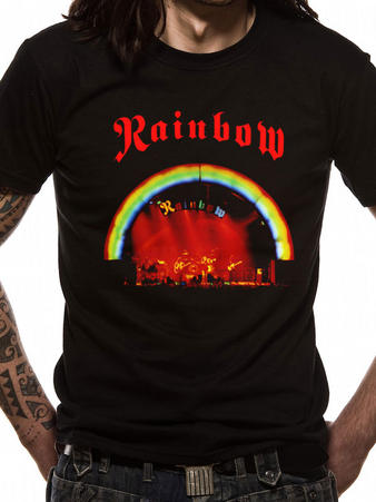 Rainbow (On Stage) T-shirt Preview