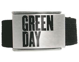 Green Day (Logo) Belt Preview