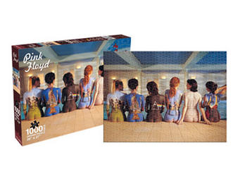 Pink Floyd (Back Art) Puzzle Preview