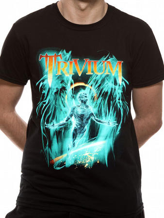 Trivium (Death From Above) T-shirt Preview