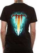 Trivium (Death From Above) T-shirt Thumbnail 2