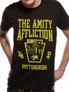 The Amity Affliction (Pittsburgh) T-shirt