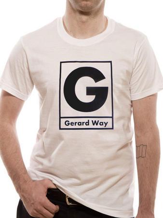 Gerard Way (GW Box) T-shirt Preview