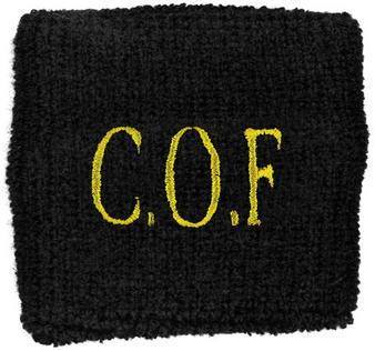 Cradle Of Filth (Cof Logo) Wristband Preview