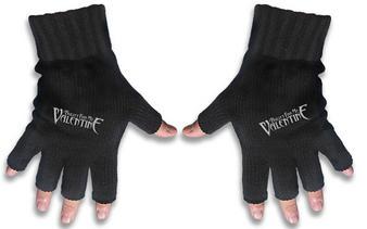 Bullet For My Valentine (Logo) Fingerless Gloves Preview