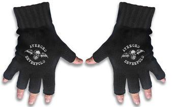 Avenged Sevenfold (Death Bat) Fingerless Gloves Preview