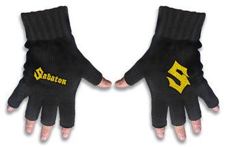 Sabaton (Logo) Fingerless Gloves Preview
